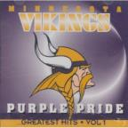 Minnesota Vikings Greatest Hits Vol.1