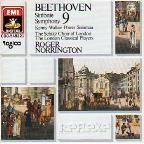 Beethoven: Symphony no 9 / Norrington, London Classical