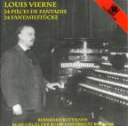 Vierne:24 Pieces De Fantaisie