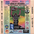 Detroit Blues Challenge 2004