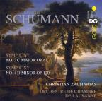 Schumann: Symphonies Nos. 2 &amp; 4