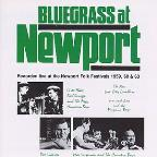 Bluegrass at Newport: 1959-1963