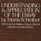 Understanding and Appreciation of the Essay