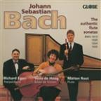 Bach: The Authentic Flute Sonatas
