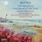 Britten: Cello Symphony; Cello Sonata; Cello Suites