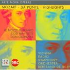 Best Of Da Ponte / Mozart Oper