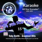 Keynote Karaoke: Toby Keith Greatest Hits, Vol. 1