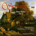 Smetana: Piano Works, Vol. 1