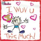 DJ's Choice: I Wuv U This Much