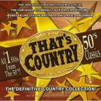 That's Country 50's Classics
