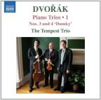 Dvorak: Piano Trios, Vol. 1 - Nos. 3 and 4 'Dumky'