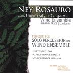 Concerti for Solo Percussion and Wind Ensemble