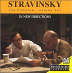 Stravinsky the Composer Vol 8 / Robert Craft