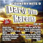 Party Tyme Karaoke - Country Hits 9