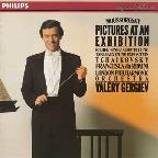 Mussorgsky: Pictures at an Exhibition;  Tchaikovsky /Gergiev