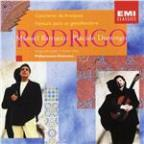 Rodrigo: Concierto De Aranjuez/ Songs For Tenor & Guitar