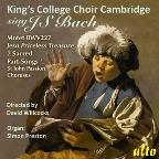 King's College Choir Cambridge Sings J.S. Bach