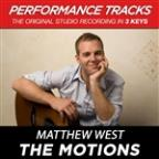 Motions (Performance Tracks) - EP