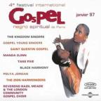 4th Festival de Gospel de Paris 1997- CD Simple