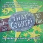 That's Country 50's Hits