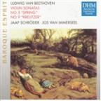 Baroque Esprit - Beethoven: Violin Sonatas no 5 and 9