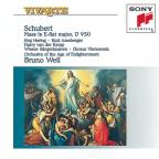 Schubert: Mass In E-Flat Major D 950 / Bruno Weil