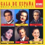 Gala de España- Great Spanish Voices