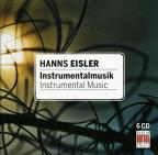Hanns Eisler: Instrumental Music