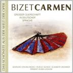 Bizet: Carmen (In Deutscher Sprache)