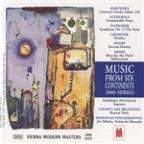 Music From 6 Continents (2000 Series)