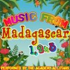 Music From Madagascar 1, 2 & 3