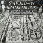 Bach: Switched-On Brandenburgs Vol I / Wendy Carlos