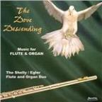 Dove Descending - Music for Flute & Organ /Shelly, Egler
