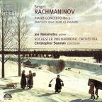 Rachmaninov: Piano Concerto No. 3; Rhapsody on a Theme of Paganini