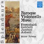 Baroque Violoncello Music