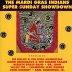 Mardi Gras Indians Super Sunday Showdown