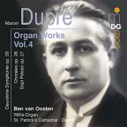 Marcel Dupre: Organ Works, Vol. 4