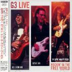 G3 Live: Rockin' In The World