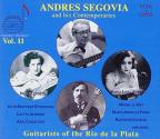 Andres Segovia and His Contemporaries, Vol. 11: Guitarists of the Rio de la Plata