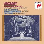 Mozart: Divertimento in E