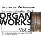J.S. Bach: Organ Works, Vol. 5