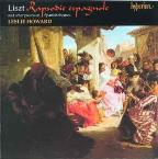 Liszt: Rapsodie espagnole, and Other Pieces on Spanish Themes
