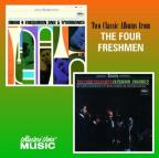 More 4 Freshmen And 5 Trombones/The Four Freshmen In Person, Vol. 2