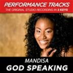 God Speaking (Performance Tracks) - EP