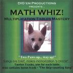 Math Whiz! Multiplication Tables Mastery