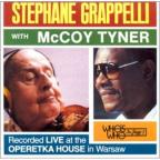 Stephane Grappelli With Mccoy