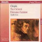 Chopin: The 4 Scherzi, Polonaise-Fantasie / Claudio Arrau