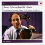 Anner Bylsma Plays Boccherini