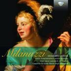 Carlo Milanuzzi: Arias and Dances