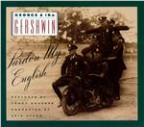 George & Ira Gershwin: Pardon My English